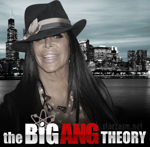 Mob Wives star Big Ang is getting her own spin off reality series on VH1