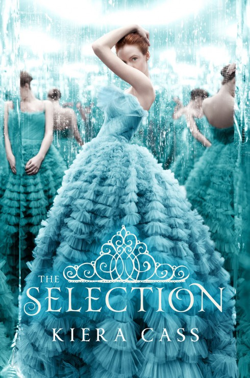 The CW The Selection book cover Kiera Cass