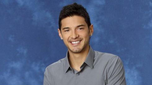 2012 The Bachelorette 8 with Emily Maynard contestant Alejandro