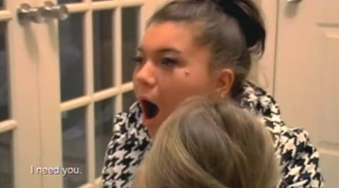 Teen mom Amber Portwood season 4