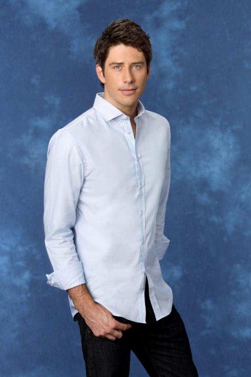 The Bachelorette Arie Luyendyk Jr.