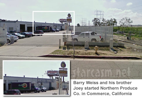 Storage Wars Barry Weiss used to co-own Northern Produce Company in Commerce California