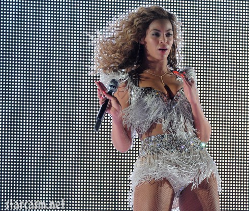 Beyonce Revel concert Atlantic City New Jersey May 25 2012