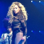 Beyonce performing in concert at Ovation Hall in the Revel Resort & Casino May 25 2012 photo 1
