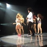 Beyonce performing in concert at Ovation Hall in the Revel Resort & Casino May 25 2012 photo 3