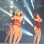 Beyonce performing in concert at Ovation Hall in the Revel Resort & Casino May 25 2012 photo 4