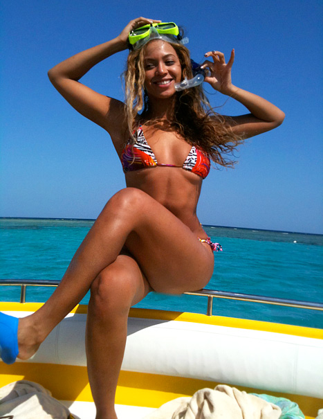 Beyonce Knowles Bikini Bodies Pic 34 of 35