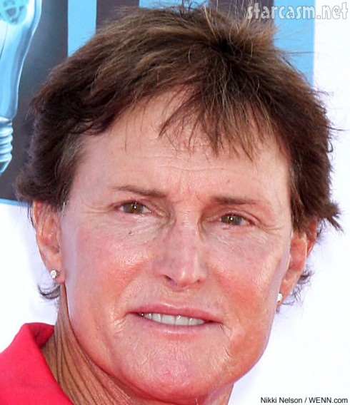 Bruce Jenner earrings