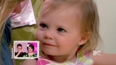 Teen Mom Catelynn Lowell and Tyler Baltierra&#039;s daughter Carly