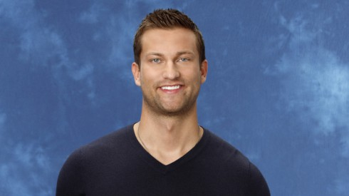 2012 The Bachelorette 8 with Emily Maynard contestant Chris Bukowski