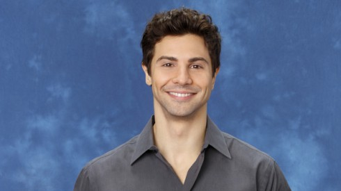 2012 The Bachelorette 8 with Emily Maynard contestant David Homyk
