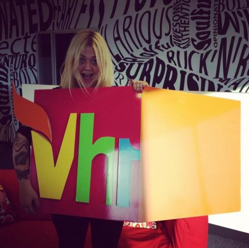 Elle King VH1 photo