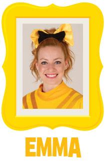 Yellow Wiggles Emma Watkins