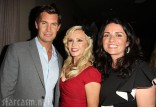 Jeff Lewis Tamra Barney and Jenni Pulos at the Wines By Wives launch event May 8 2012