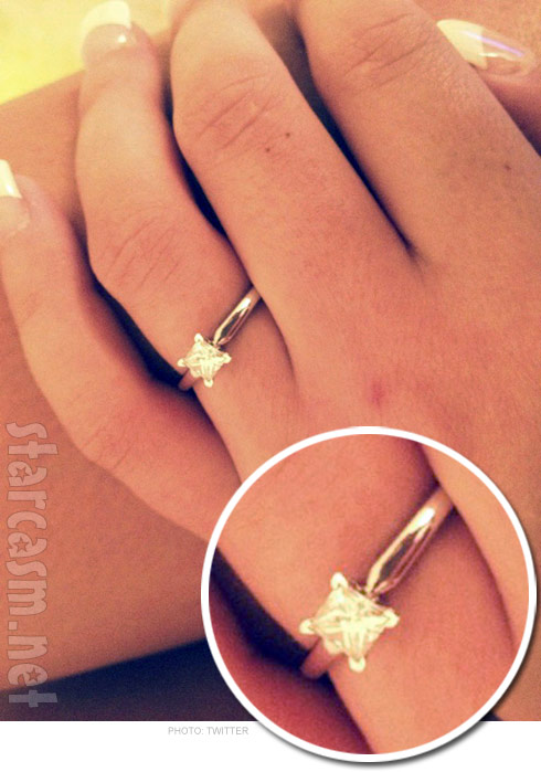 Teen Mom Jenelle Evans' engagement ring from fiance Gary Head