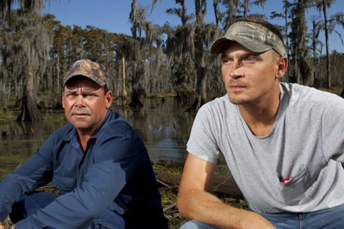 Joe LaFont and Tommy Chauvin Swamp People