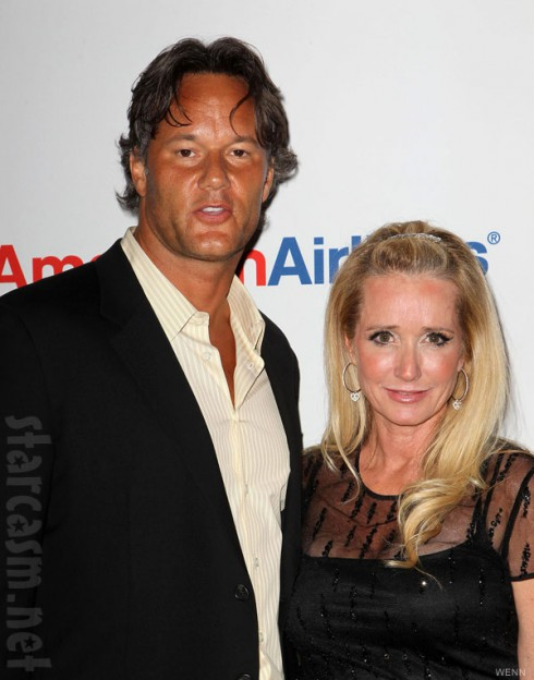 Does Kim Richards have a new boyfriend?