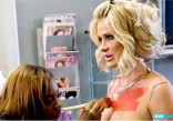 Kim Zolciak toples getting Kroy Biermann's jersey painted on her photo 2