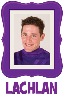 The Wiggles Lachlan Gillespie aka Lachy