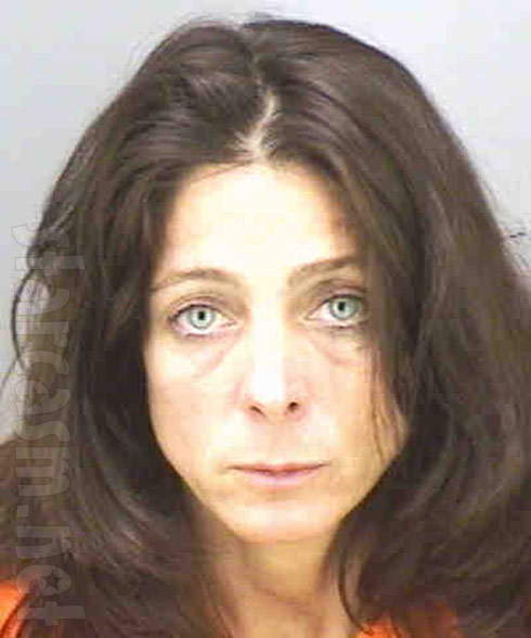 Mob Wives Chicago Nora Schweihs mug shot