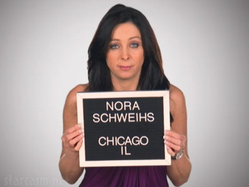Mob Wives Chicago Nora Schweihs mugshot photo