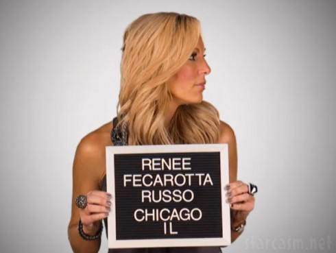 Mob Wives Chicago Renee Fecarotta Russo mugshot photo profile