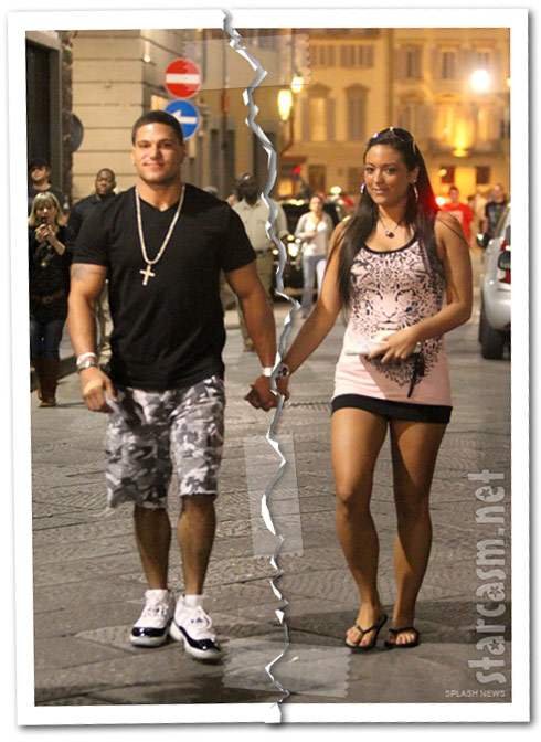 Sammi Giancola and Ronnie Ortiz-Magro get back together just before Jersey Shore Season 6