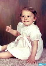 Rosie Pierri childhood photo 32
