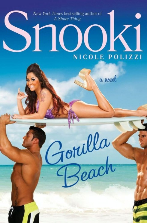 Snooki Gorilla Beach book cover