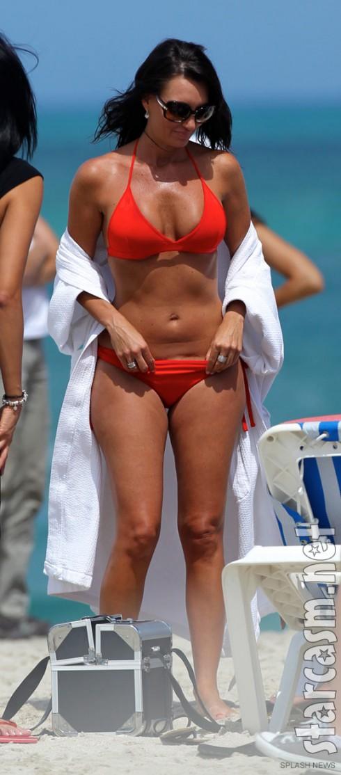 Stephanie Andron bikini photo