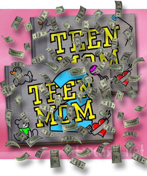 How much money do the Teen Moms make?