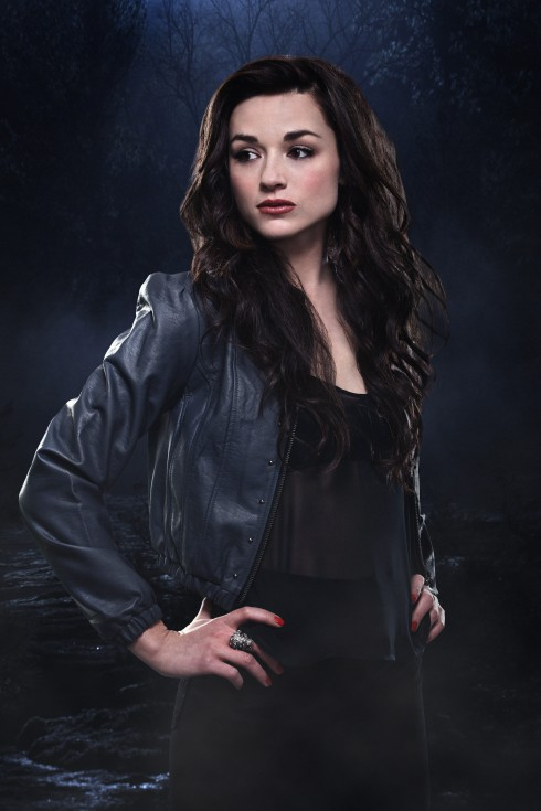 Teen Wolf Crystal Reed as Allison Argent