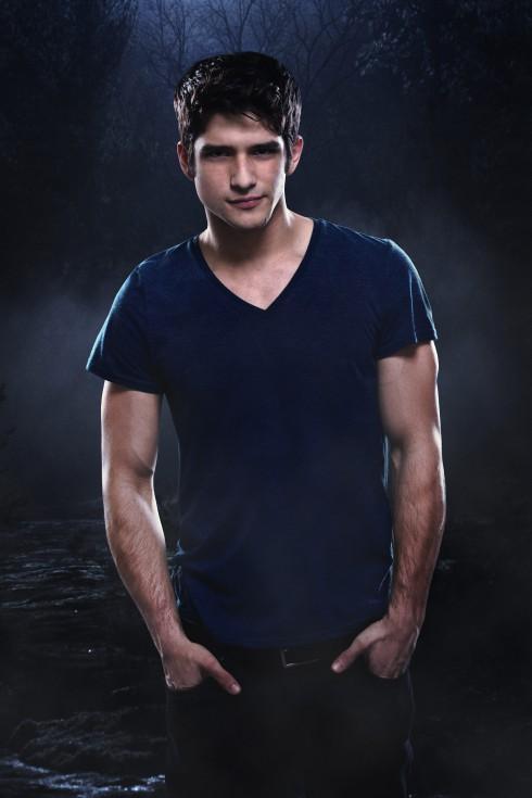 Tyler Posey as Scott McCall Teen Wolf Season 2 official photo