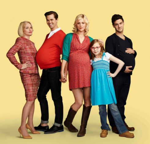 The New Normal official cast photo