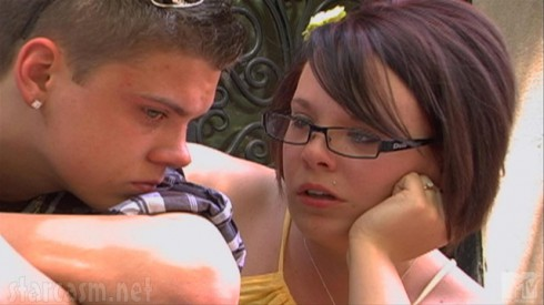 Catelynn Lowell and Tyler Baltierra Teen Mom Season 4 Episode 2