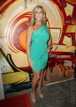 RHOOC's Vicki Gunvalson at the Wines By Wives launch event May 8 2012