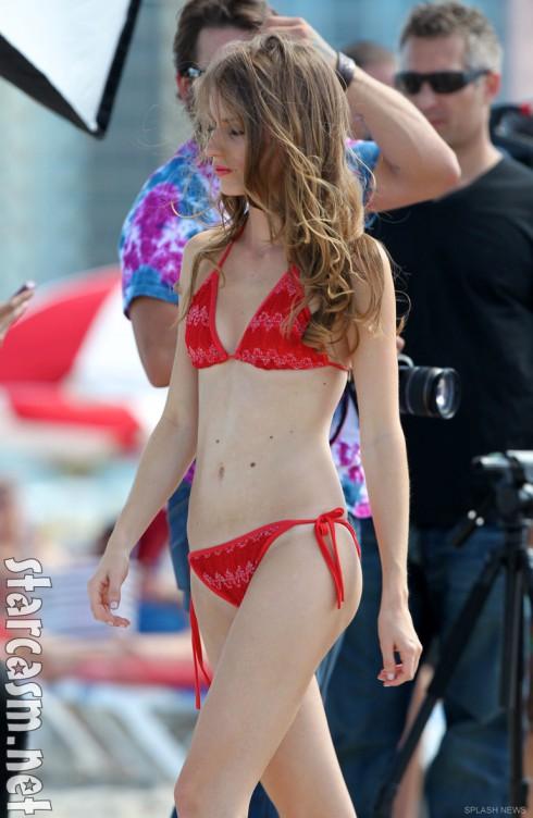 The Catalina Vicky Serra bikini photo