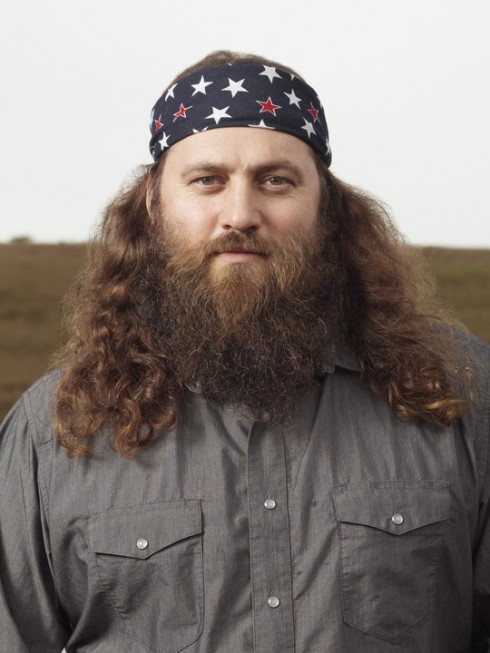 Duck Dynasty 's Willie Robertson is always walking a fine line. On