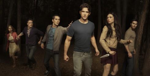 Teen Wolf SEason 2 official cast photo MTV