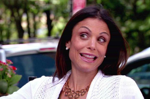 Bethenny Frankel surprised
