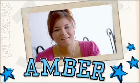 Teen Mom Amber Portwood scrapbook photo