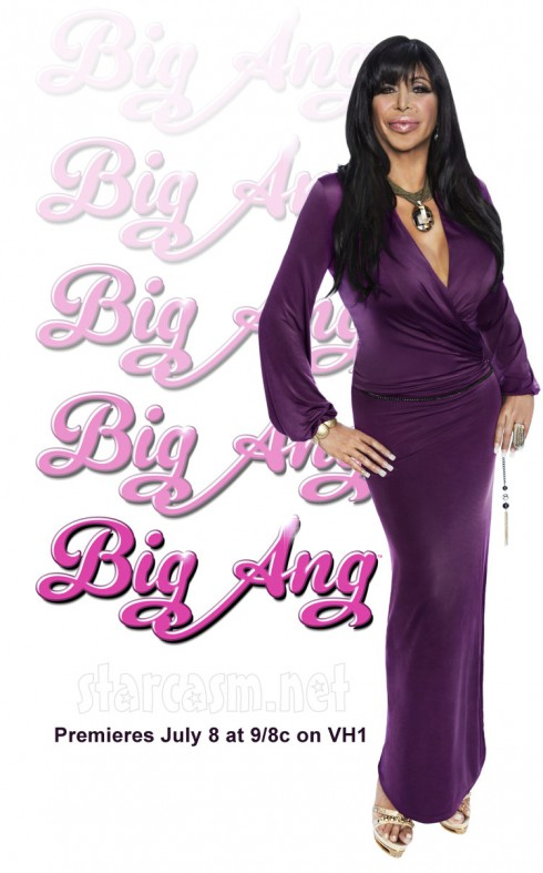 Big Ang reality show photo