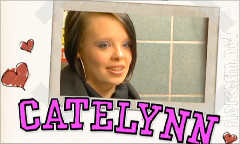 Teen Mom Catelynn Lowell scrapbook photo