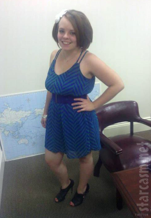 Catelynn Lowell losing weight June 26 2012 photo