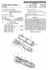 Phil Robertson Duck Commander duck call patent page 1