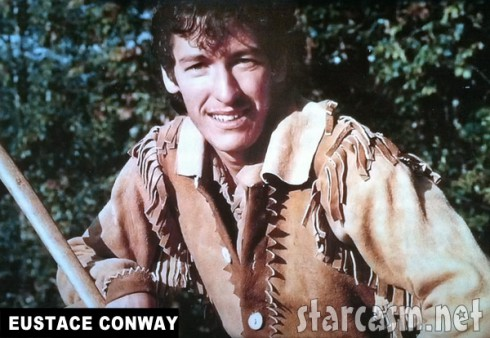 Mountain Men&#039;s Eustace Conway as ayoung man