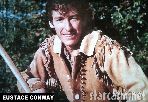 Eustace Conway Married