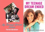 My Teenage Dream Ended book covers