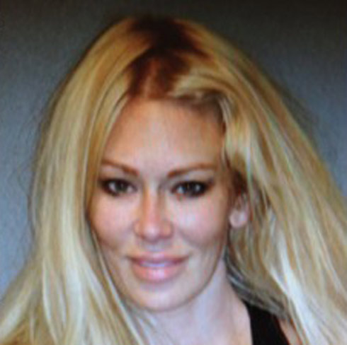 Mug Shot Jenna Jameson DUI