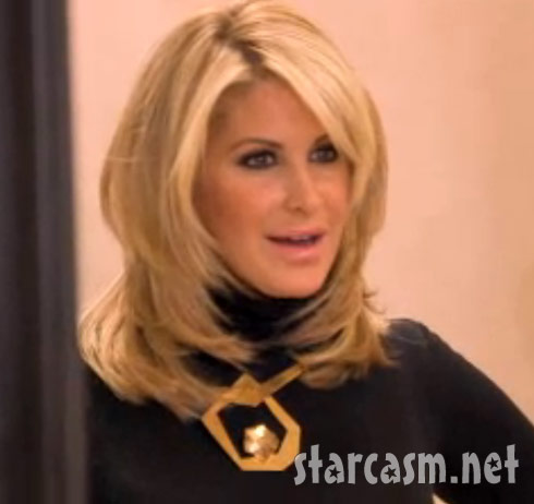Kim Zolciak natural hair